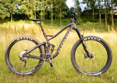 mountain bike presentation - Niner Jet 9