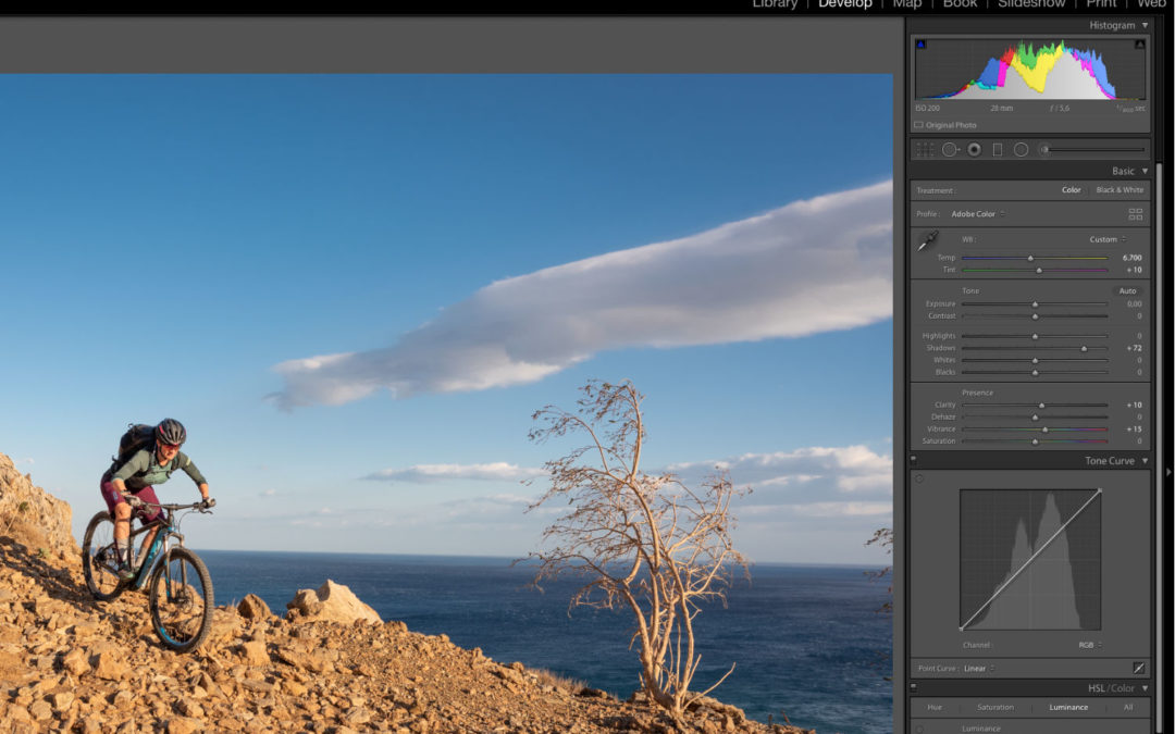Lightroom introduction