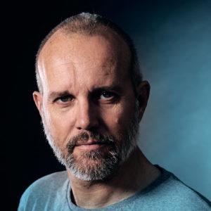portrait de Jeroen Tiggelman